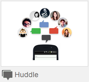 Google Plus Huddle